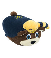 West Virginia University Mountaineers Hooded Blanket, , hi-res