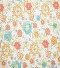 Premium Quilt Cotton Fabric-Remi Vintage Flowers