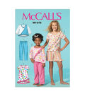 McCall\u0027s Girls Sleep & Lounge-M7278