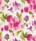 P/Kaufmann Multi-Purpose Decor Fabric 54\u0022-Rosie Raspberry