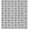 Minecraft Cotton Fabric -Elements