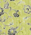 Home Decor 8\u0022x8\u0022 Fabric Swatch-Waverly Refresh Wasabi