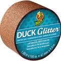 Duck Glitter Sparkle Crafting Tape 1.88\u0027\u0027x180\u0027\u0027-Rose Gold