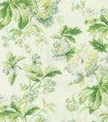 Waverly Upholstery 8x8 Fabric Swatch-Flueretta/Spring