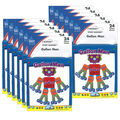 Carson Dellosa Gallon Man Study Buddies 12 Packs