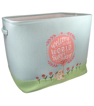 Organizing Essentials Large Soft Bin-Baby Twinkle Twinkle