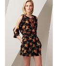 Vogue Pattern V9260 Misses\u0027 Romper & Jumpsuit-Size 16-18-20-22-24-26