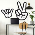 York Wallcoverings Wall Decals-Peace Hand