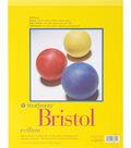 Strathmore Vellum Bristol Paper Pad 11\u0022X14\u0022