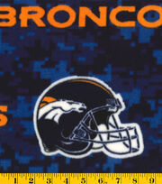Denver Broncos Digital Flc, , hi-res