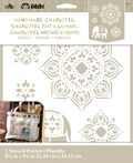 FolkArt Handmade Charlotte Stencils - Tangier