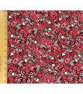 Novelty Cotton Fabric-Motorcycle Bandana