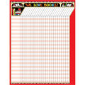 We Love Books! Incentive Chart from Mary Engelbreit, Pack of 12