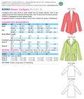 Kwik Sew Misses Jacket-K3693