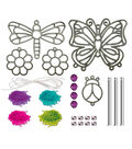 Craft EZ Oven-Butterfly Windchime