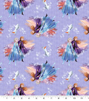 Disney Frozen 2 Cotton Fabric-Destiny Awaits, , hi-res