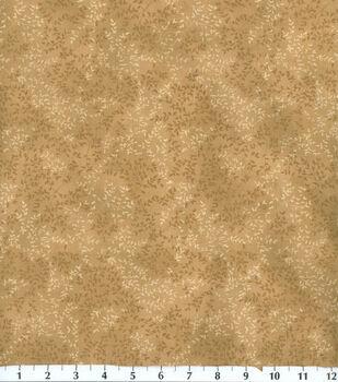 Keepsake Calico Cotton Fabric -Beige Vinery