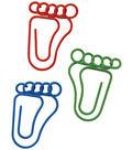 Baumgartens 1\u0022 Paper Clips-Feet
