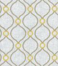 P/K Lifestyles Lightweight Decor Fabric 58\u0022-Curveball Emb/Sunshower