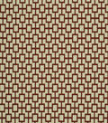 Home Decor 8\u0022x8\u0022 Fabric Swatch-Print Fabric Robert Allen Cats Cradle Lacquer