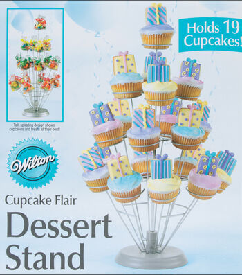 Wilton Cupcake Flair Desert Stand