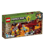 LEGO Minecraft 21154 The Blaze Bridge, , hi-res