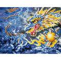 Diamond Embroidery Facet Art Kit 26.7\u0022X22.5\u0022-Mythical Dragon