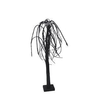 Maker's Halloween 24'' LED Spooky Tree-Black