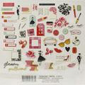 Gal Meets Glam Mixed Bag Cardstock Die-Cuts 60/Pkg-