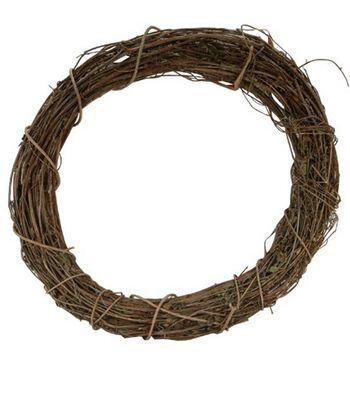 "Darice Grapevine Wreath 8"""