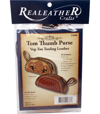 Tom Thumb Purse Kit-Vegtan