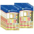 Carson Dellosa Aim High Planner Sticker 12 Pack