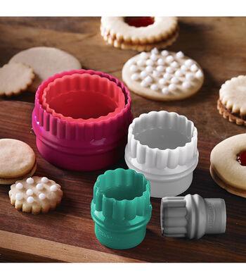 Trudeau 5 pk Circle Cookie Cutters