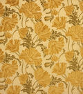Home Decor 8\u0022x8\u0022 Fabric Swatch-Upholstery Fabric Barrow M7800-5110 Saffron