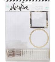 Heidi Swapp Storyline Journaling Stickers-Wedding, , hi-res