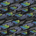 Cooperstown Tampa Bay Rays Cotton Fabric