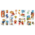 York Wallcoverings Wall Decals-Daniel Tiger