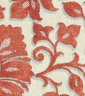 Waverly Upholstery Fabric 13x13\u0022 Swatch-Imaginary Coral
