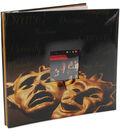 MBI 12\u0022x12\u0022 Postbound Album-Drama Mask