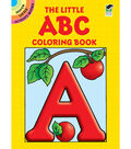 Dover Publications-The Little Abc Coloring Book
