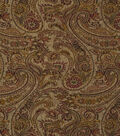 Home Decor 8\u0022x8\u0022 Fabric Swatch-Robert Allen Bagley Wheat Fabric