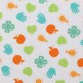 4-H Cotton Fabric-Multi Logos