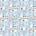 Blizzard Fleece Fabric-Gnome Party
