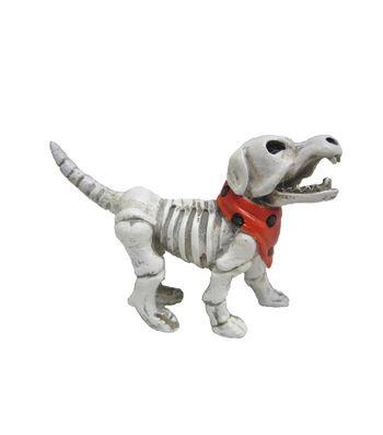 Maker's Halloween Littles Dog Skeleton