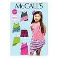 Mccall Pattern M6734 6-7-8 -Mccall Pattern