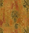 Richloom Studio Lightweight Decor Fabric 54\u0022-Arquette Russet