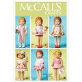 Mccall Pattern M6573 One Size O-Mccall Pattern
