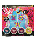 Bobble Bitz Crunchy Molding Compound Too Cool Window Clings