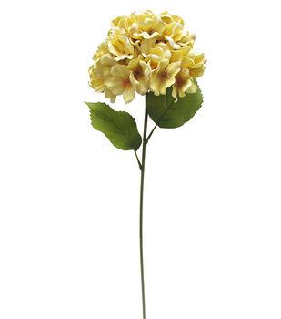 Blooming Autumn 27'' Hydrangea Stem-Toast