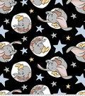 Disney Dumbo Fleece Fabric-Badge Toss